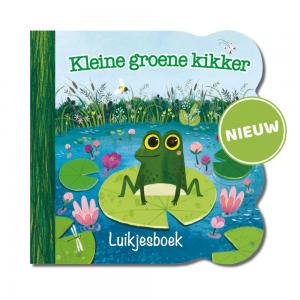 Kleine groene kikker (home)